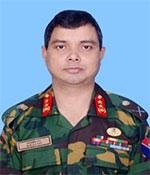 Major General Sajjadul Haque